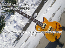 Best Price For Slash Signature LP Standard Electric Guitar Tiger Flame Guitar Body & Kits Left Handed available