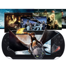 8GB Handheld Game Console 4.3 Inch Portable Video Game Console Gaming Player 8G Mp4 Mp5 Mini Game Consolas Portatil