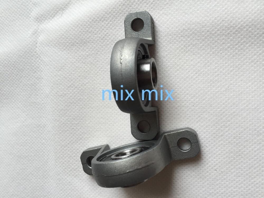 2Pcs 8mm DIa KP08  Bore Diameter Ball Bearing Pillow Block<br><br>Aliexpress