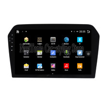 NaviTopia Brand New 10.1inch Quad Core Android 6.0 Car PC For Volkswagen Jetta(2013-) Car Audio Player With GPS Navigation(China)