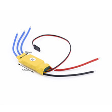 Free Shipping Brushless Motor MYSTERY 30A Speed Controller RC ESC For Brushless Motor Part 4C NEWEST(China)