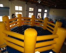 Popular Polygonal Inflatable Boxing Jumper Bouncer(China)