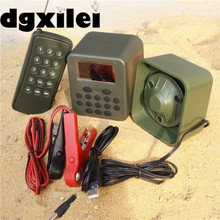 Wholesale Hunting Bird Multi Sound Caller Sound Song Machine For Outdoor Hunting Electronic Bird Callers With 100~200M Remote(China)