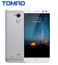 Original ZTE Blade A2 MT6750 Octa Core 1.5GHz Android 5.1 2GB RAM 16GB ROM 4G Smart Phone 5.0 Inch 13.0MP Dual SIM Fingerprint