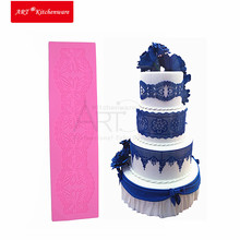 Butterfly Silicone Mold Cake Lace Mats Mold Silicone Lace Mat Fondant Cake Decorating Tools Wedding Cake Tools Embossing Mould(China)