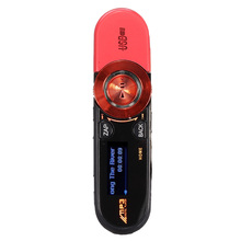 Top Deals 8GB USB Disk Pen Drive USB LCD MP3 Player Recorder FM Radio Micro SD / TF, Red/Green/Pink