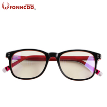 2017 New fashion glasses Anti blue ray anti radiation glasses Spectacle frame not easy to damage Computer gaming glasses goggles