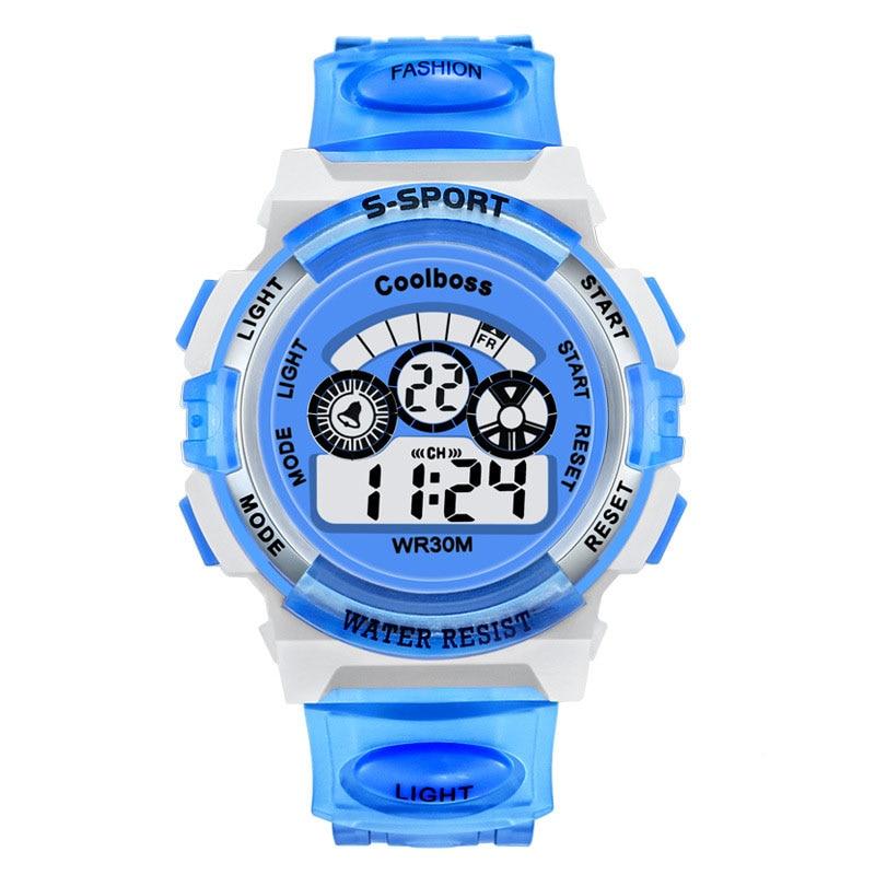 Back To Search Resultswatches New Luxury Digital Alarm Stopwatch Back Light Watch Women Men Children Sports Wrist Watch Clock Relogio Feminino Masculino 8a60
