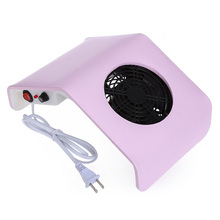 30W 220V / 110V Suction Nail Dust Dirt Collector Machine UV Gel Tip Vacuum Cleaner Tool Manicure Dust Collector