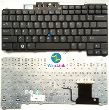 Original notebook keyboard for DELL Latitude  D620 D630 D631 D820 D830  PP18L  laptop keyboard US version with mouse pointer