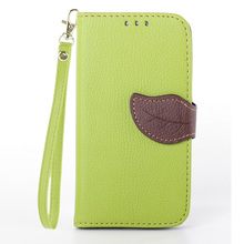 Case For Samsung S4 Cover Soft Silicone & Flip Leather Case For Samsung Galaxy S4 i9500 i337 Fundas Card Slot Phone Shell