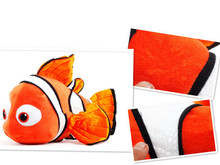 Fish Pets Authentic Finding Nemo Plush - Small