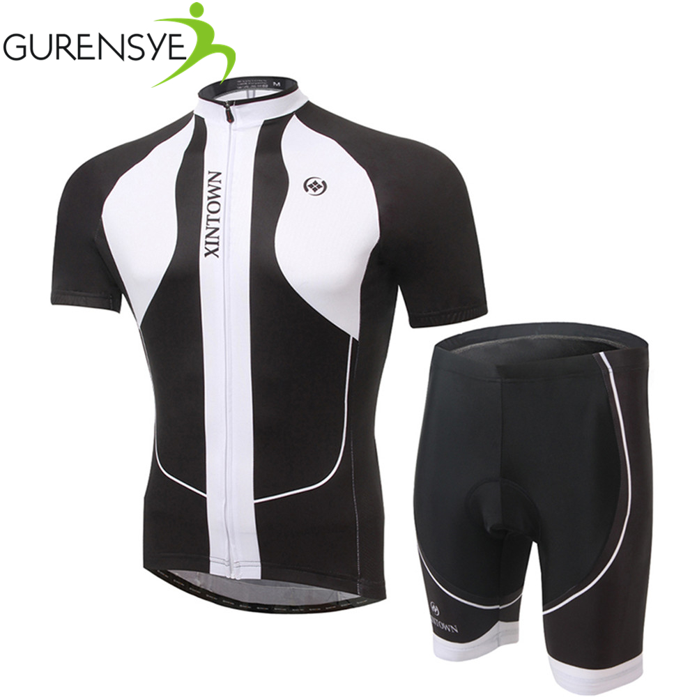 2017 New Cycling Jersey Short Sleeve / factory racing ropa ciclismo Trekking bicycle jersey / cycling clothing/Cycling Sets Men<br><br>Aliexpress