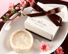 "New Arrival 50pcs/lot Factory Directly Sale Wedding Favor ""Cherry Blossom"" Scented Soap Favors Party Decoration And Baby Show"