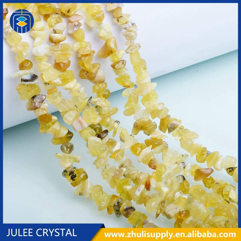 Natural Stone Chip Beads Irregular Shape Stone Beads For DIY Necklace Bracelet Jewelry Making