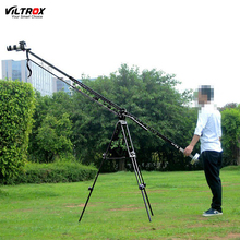 Viltrox YB-3M 118 Inch Jib Crane Portable Retractable Telescoping Aluminum Arm Max Load 10kg for Photography Tripod Camera+Bag(China)