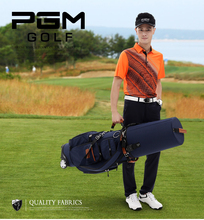 High quality!PGM Golf Sport Package Standard Caddy Men Golf Cart Bag Professional Ball Staff Bag Cover