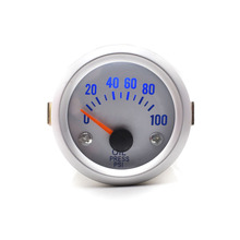 CNSPEED Free shipping 2inch 52mm Car Oil Pressure Gauge With Sensor 0~100 Psi Oil Press Gauge Oil Pressure Meter/Auto Gauge(China)