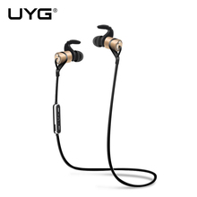UYG D9 Wireless Bluetooth earphone for phone in ear phones sport earphones airpods steelseries pk xiaomi 4 color for iPhone