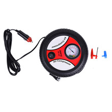 Automobile Tire Air Pump 90W Swimming Ring Rubber Boat Sport Ball Filling Pump New arriving(China)