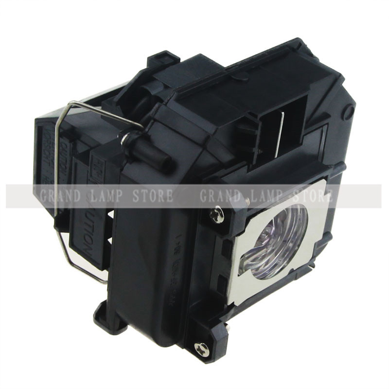 Happybate V13H010L64 Projector Lamp For Epson EB-D6250/POWERLITE 1850W/1880/935W/D6155W/POWERLITE D6250/VS350W/VS410<br>