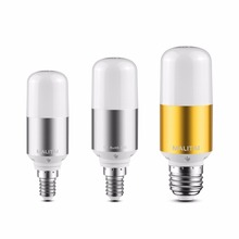 Smart IC E27 220V LED Lamp 2835 SMD LED Bulb E14 Corn Bulb Bombillas LED Light 110V Home Decor Lampada LED , Brighter Than 5730(China)