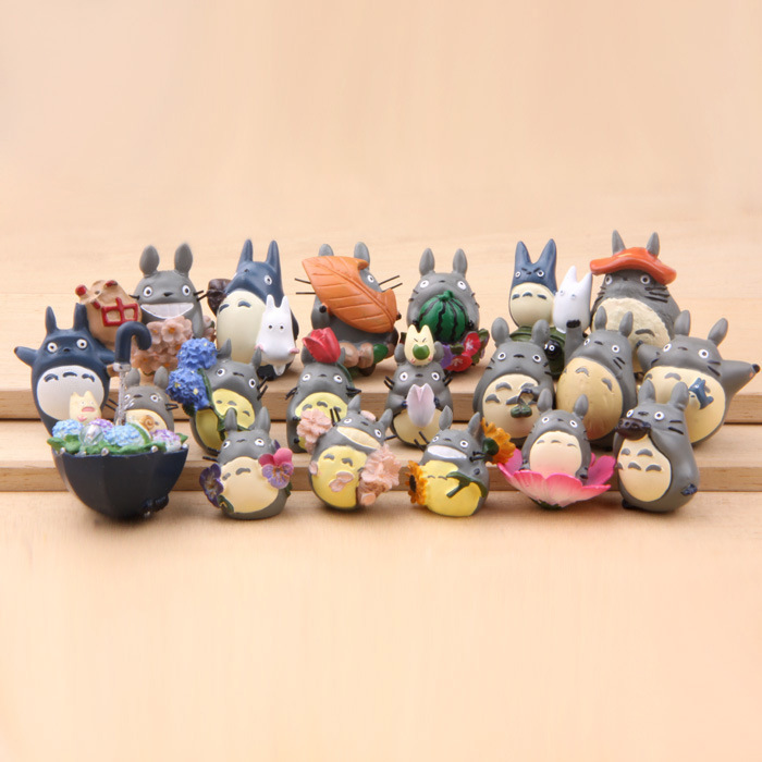 Totoro miyazaki hayao various kinds of cats children