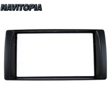 NaviTopia 178*102MM Car Radio Fascia for Toyota Camry 2006 Stereo Face Plate Frame Panel Dash Mount Kit Adapter Trim Bezel Facia(China)