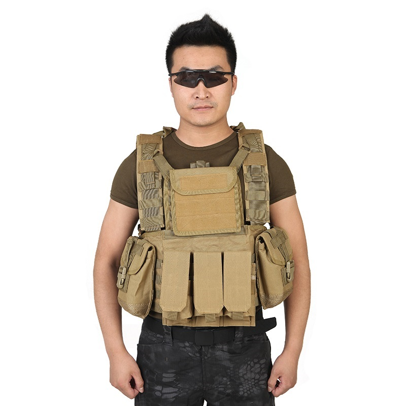 Multi - pocket vest water bag vest<br><br>Aliexpress