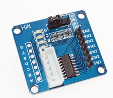 New product ULN2003 Stepper Motor Driver Board Test Module For Arduino AVR SMD(China)
