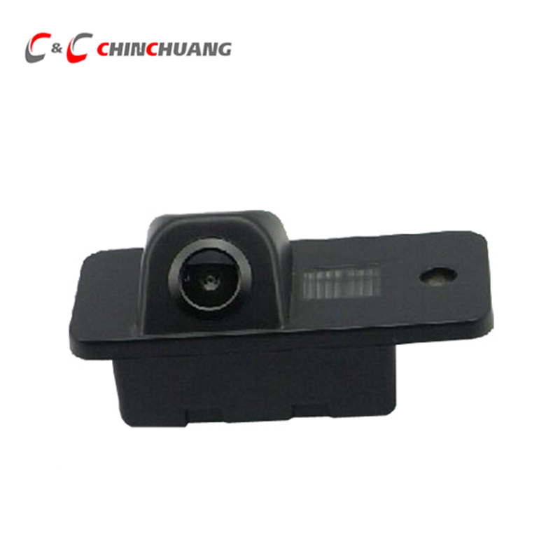Free shipping! backup reverse parking car rear view camera for Audi A6L A4(China (Mainland))