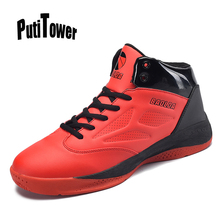 Plus Size Men Women Basketball Shoes Luxury Brand Mens Sports Sneakers Ladies Trainers Zapatos Mujer Chaussure Homme 5702(China)