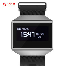 Smart watch CK12 Electrocardiogram(ECG) monitor and revie;Blood pressure monitor;Heart rate monitor;Step counter ;Sleep monitor(China)