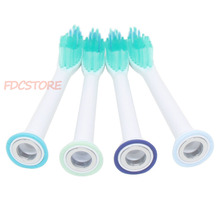 16pcs/lot Replacement Toothbrush Heads for Philips Sonicare ProResults HX6014 HX9332 HX6930 HX9340 HX6950 HX6710 HX9140 HX6530(China)