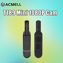 T189 Mini Camera HD 1080P 720P Micro Camera 12 Mega Pixel Pen Video Voice Recorder Mini Camcorder Camara Digital DV DVR Camera