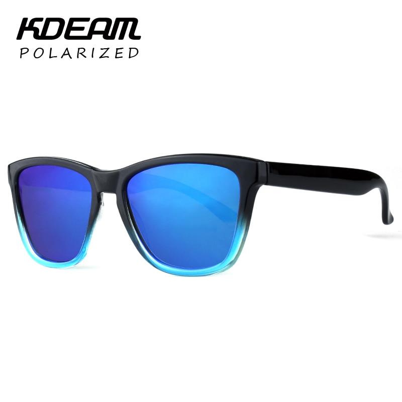 Kdeam Sunglasses Men Polarized Gradient Colors Sun Glasses Women lentes de sol With Brand Box zonnebril mannen KD717<br><br>Aliexpress