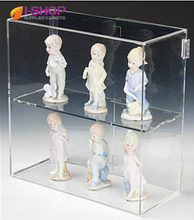 Countertop display cases ideal for documents, electronics, model cars & more JH171(China)