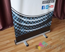 200X80cm Roll up banner, pull up banner, Custom printing roll up display,Roll Screen