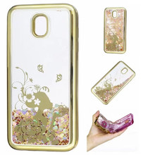 Buy Samsung Galaxy J7 2017 J730 EU Liquid Bling Quicksand Back Cover J3 J5 Pro, 2017 J330 J530 Star Glitter Soft TPU case for $3.97 in AliExpress store