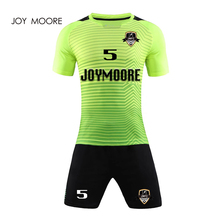 17 18 new season high quality sublimation custom made soccer jersey different colors(China)
