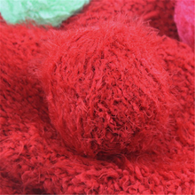 250g/Lot  Worsted Plush Alpaca Hand Knitting Yarn Crochet Wool Yarns Luxury Fur Knit Coton Soft Baby Velvet Sweaters Thread