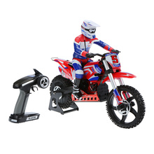 100% Original RC SR5 1/4 Scale Dirt Bike Super Stabilizing Electric RC Motorcycle Brushless RTR RC Toys