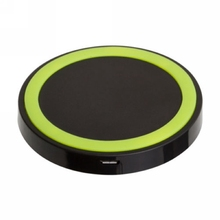 Portable Q5 Qi Wireless Power Pad Charger Pad Station For iphone 5G 5S Samsung Galaxy S3 S4 S5 S6 Note 2 With Micro USB Cable