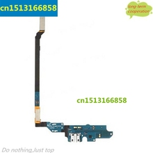 10 pieces/lot HK   Charging Port Dock Connector Flex Cable Replacement for Samsung Galaxy S4 IV SGH-I337