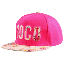 new fashion children brand hip hop snapback custom boy girl cool baseball cap character cute kid lovely casquette sports gorras