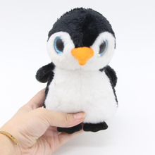"Ty Beanie Boos Big Eyes 6"" Antarctica Penguin Animal Plush Stuffed Toys()"