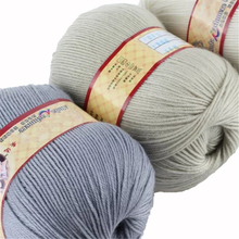 Hand Knitting Yarn for Sweater Clothing Warm New Cashmere Yarn Wool Blended Acrylic 500g/lot