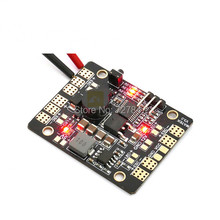 Matek LED & POWER HUB PDB 5in1 V3 Power Supply Board + BEC 5V 12v + Low Voltage Alarm+ Tracker Radio Control Led RC LED Toy Hub