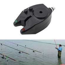New Electronic High Sensitive LED Light Fish Bite Sound Fishing Alarm Indicator Bell