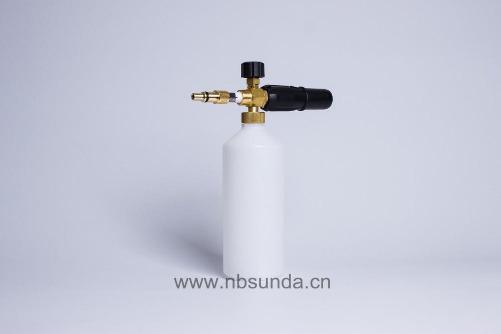 10pcs per lot 1L Foam Cannon for Lavor Pressure Washer<br><br>Aliexpress